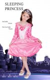 1 X New Girl Sleeping Princess Costume - Small Size